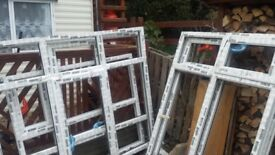 7 x window frames assorted brand new various sizes £60 the lot
