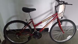 womans bike for sale