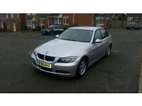2007 56 bmw 318diesel 2.0 td es 1 owner from new with full service history