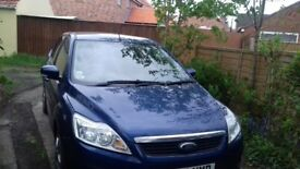 Ford Focus 1.6 Diesel, Service history, Economical car
