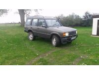 LANDROVER DISCOVERY OFF ROAD READY 200TDI ENGINE
