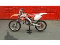 2001 honda cr125 swap or px cr250 2 or 4