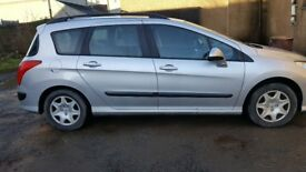 2010 PEUGEOT 308 S STATION WAGON BREAKING FOR SPARES