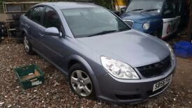 vaxhall vectra 1.9 cdti 2006 diesel breaking for spare parts