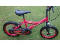 Dunlop childs bike