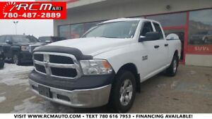 2014 Ram 1500 ST 4x4 TRUCK - YOU ARE APPROVED!