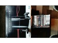 Ps3 40g and games