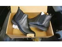 Mens Next Leather Boots