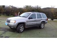Grand Cherokee Jeep 3.1 diesel Automatic
