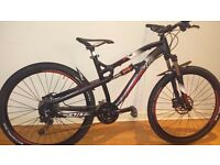 2015 lapierre raid fx full susspension bike 400 ono