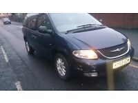 Chrysler VOYAGER 7 seater