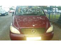 Mercedes vito triverliner