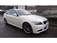 2011 BMW 318 M-Sport Plus Edition - DAKOTA HEATED LEATHER - MOT SEP 18 - 320 msport c-class a4 520