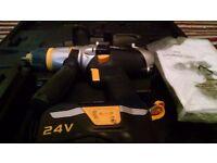 24V. MAC Cordless Drill Tools Hammer Drill