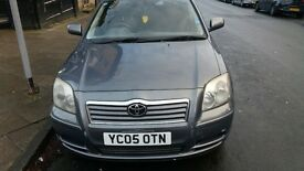toyota avensis LPG fitted