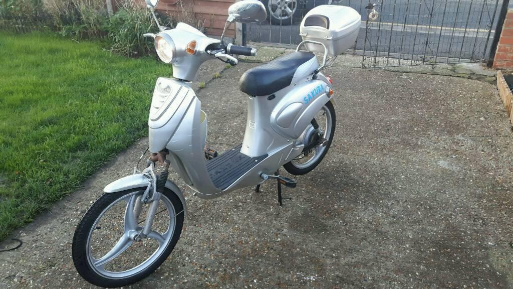 Sakura electric bike. Swap for cheap car