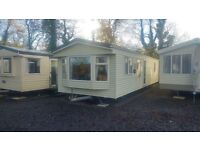 static caravan for sale 15 minutes from tenby