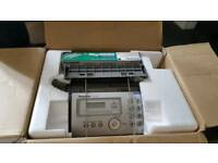 Panasonic KX-205E fax machine with spare film ro