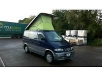 Ford Freda/ Bongo 4 berth Camper
