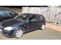 Vauxhall Corsa Spares/Repairs