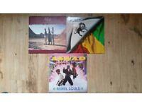 Reggae Vinyl Albums.