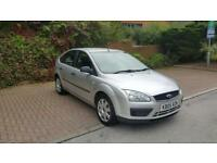 Ford Focus 1.6 Tdci 5 Door Hatchback Silver (low mileage)