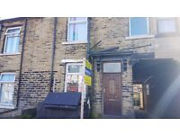 GREAT HORTON ROAD - 2 BEDROOM HOUSE TO LET FOR RENT BRADFORD BD7 3BG NEAR UNIVERSITY COLLEGE