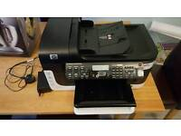 Hp 6500 printer fax copy scanner wireless