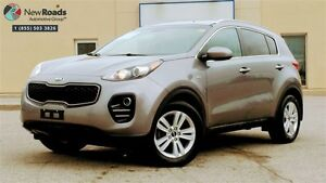 2017 Kia Sportage LX, AWD, XRENTAL, NO ACCIDENT, FULLY SERVIC...