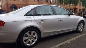 Audi A4 2.0TDI SE 2008, 143BHP, Silver, Full Audi SH, Cambelt change at 114K, Mot till March 2018
