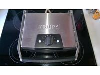 krups sandwich panini toaster / grill