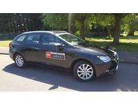 Seat Leon se estate 1.6 tdi Leeds taxi start/stop free road tax (2014)