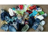Big bundle boys 12-18m clothes