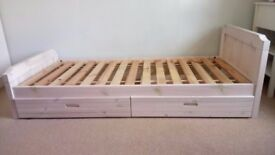 For sale: Children's bed in good condition, £50