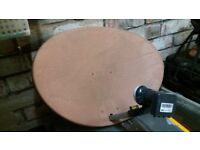 Sky Satellite Dish in excellent condition.