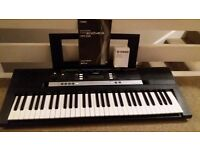 Yamaha PSR E243 digital keyboard