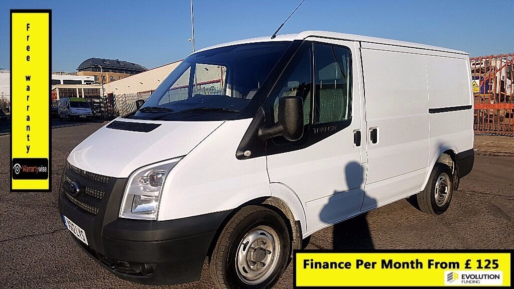 Ford Transit 2 2 TDCi 300 S Low Roof Van 125PS -Six Speed - AA