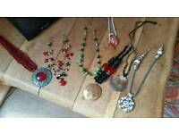 7 beautiful necklaces