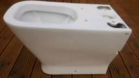 Roca gap toilet pan comfortable height new