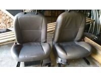 Ford Focus leather seats MK1