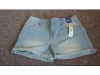 River Island girls shorts