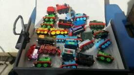 Thomas take an play trains