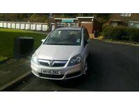 Vauxhall zafira 1.9 diesel spares or repairs