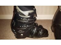 Nordica NXT ski boots. Size 9