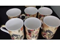 Stechol china mugs