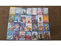 kids/family dvd bundle 48 films