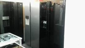 American Fridge freezers Beko new never used offer sale £308