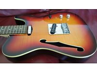 Antoria Telstar - Thinline Telecaster Semi Solid F hole