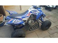 Yamaha Raptor 700 GTYR CUSTOM quad bike quick sale needed no 660 450 350 ROAD LEGAL