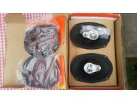 """BRAND NEW JBL CS-3196 6X9"""" 3-Way Car speakers 420W Loud"""